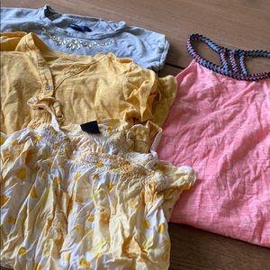 Four item girls bundle size 6-7